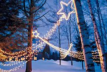 Christmas - It's the Most Wonderful Time of the Year! / Ideas for outside Christmas decor. / by Susan Stetz