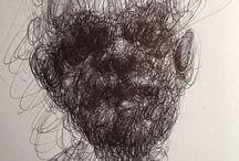 2018 / Paintings & Drawings