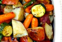Recipes: Vegetables