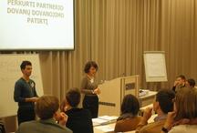 """Verslauk!"" 2012 business plan training / Business plan training ""Design thinking"""