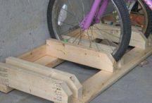 Stojan na bicykel
