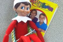 The Adventures of Bandalou / Where is Bandalou the elf going to appear?  He's having fun in the Bandaloom office! / by Bandaloom
