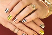 Fall Fancy Nails