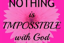 My GOD Is My Everything.