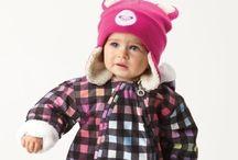 Baby winter gear / by LelaKnows