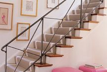 Entryway/Stairs / by Jayne McCabe