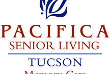 Pacifica Senior Living Tucson / Situated in vibrant Tucson, Arizona, our Pacifica Senior Living community offers full-service memory care programs, providing a warm, inviting and familiar environment for residents with Alzheimer's disease and other forms of dementia. Our community focuses on programs that help individuals with memory loss to thrive while managing the issues of dementia.
