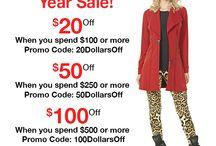 Beginning of the Year Sale! / Sale on Beautiful Eva Varro Clothing.