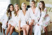 gettting ready ideas for your bridesmaids