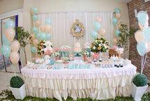 Festa Ovelhinha! / Decoração Ovelhinhas, batizado, aniversário