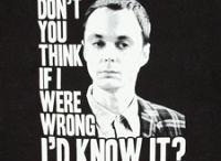I heart Sheldon / by Janie French