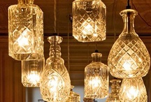 lighting / a fabulous fixture can, dare I say, light up a room  / by Kim Dolce