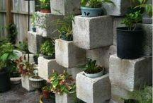 Garten Balkon