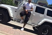 Famous People in Jeeps