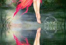 fairy biotoop / Fairies
