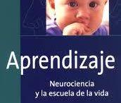 LIBROS NEUROEDUCACIÓN / Bibliografía para tener en cuenta sobre temas como la neuroeducación, neuromitos, funcionamiento cerebro emocional, etc.