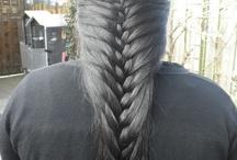Arabic hair