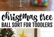 Busy toddler / Ideas for children aged 1 to 3