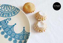 Plates, mugs and pots