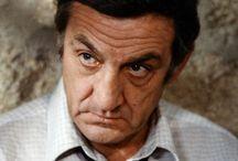 """Lino Ventura """" Un dur au grand coeur """" / Acteur et un homme en premier. Photos et Films."""