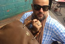 Being TheBagFag. / My life through bags. I am addicted to handbags. To iconic pieces of leather and fabric.   Bags speak volumes. They are integral parts of our lives. They hold our memories; accessories; necessities and dreams.   They speak a language beyond words, one that the true cognoscenti and connoisseurs need not utter a word. Chic. Powerful. Simple. Effective. Loved. Lived in and for. Listed after. Always wanted.   More and more... Never less.