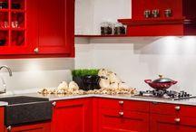 Keukens in alle kleuren