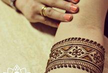 [Henna] Arm