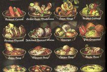 食べ物系アイテム