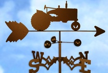 weathervanes / . / by Sharline Going