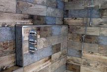 Wood Tile Look