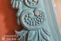 Chalk paint tips and tutorials