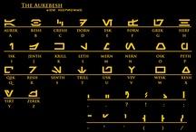 Symbols and alphabets