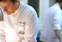 Chef Luca Marchini / I love and believe in my job