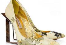 Decadence Collection / Decadence Collection: Rust Inspiration  Bianca Georgescu Footwear & Accessories Design