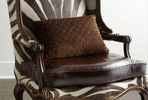 Bespoke high back chairs