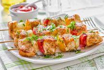 Mulex REZEPTIDEEN! / Liebe Freunde des guten und gesunden Essens, wir beginnen hier und heute mit unserer Rezeptideenreihe, die allesamt hervorragend mit unseren Mulex-Kontaktgrills und Kasserolle zubereitet werden können. http://www.mulex.de/grillen.html