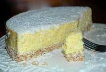 recepty koláče