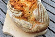 Brot am Morgen vertreibt Kummer und Sorgen