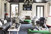 The roof, an important piece in the interior design / Большинство людей предпочитают иметь дома над гловой простую белую штукатурку. Многие считают, что обычный белый квадрат является идеальным решением для потолков, но есть люди, которые предпочитают превращать их в неотьемлемую часть декора своего интерьера…