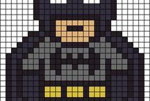 Batman Beads
