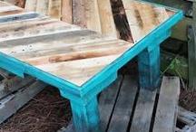 A Palette love affair / Why I love palette wood