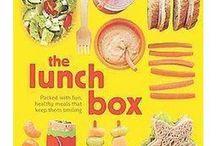 Lunch box ideas / by Angela Avery Carstensen
