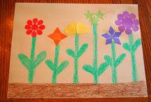 letní tvoření s dětmi/summer kids crafts