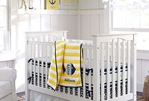 nursery ideas / by Eliza Pautz
