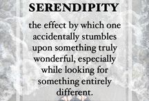 Serendipity / This board has all my blog posts.
