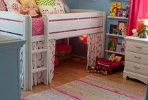 Little People Bedroom Ideas / by Elia