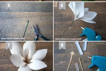 Flowery Crafts