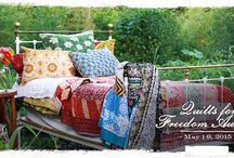 2015 Sari Bari Quilt Auction / May 1-9, 2015 Quilt Auction to benefit Sari Bari. Providing jobs and opportunity to women exiting the sex trade and prevention for women vulnerable to human trafficking