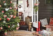 christmas wood