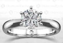 solitaire rings.